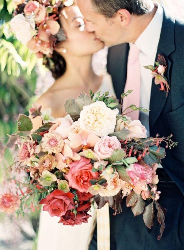 gorgeous wild bouquet by ramona