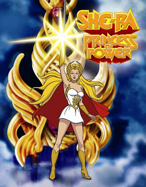 She-Ra: Princess of Power (cartoon)
