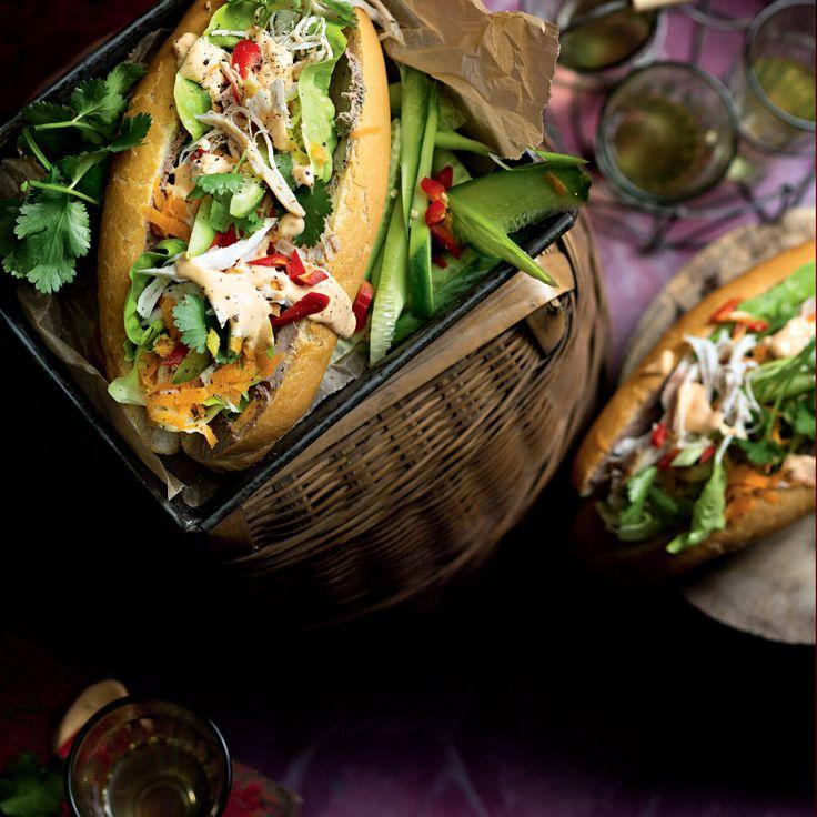 How to make delicious Banh Mi #BanhMi