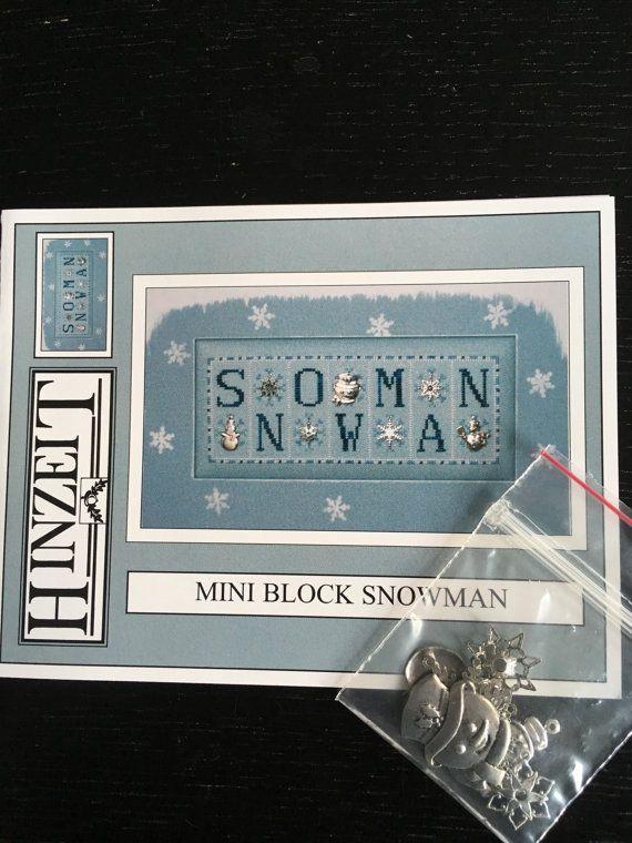 Best 25 Snowman Cross Stitch Pattern Ideas Only On