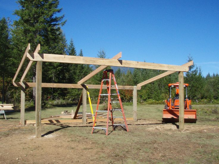 building a loafing shed - Google Search | Woodworking ...