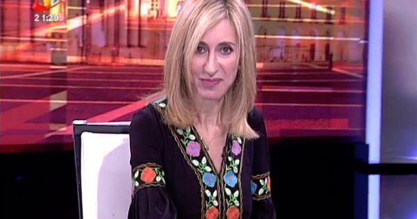 04 de agosto de 2015: Judite Sousa - Já regressou ao trabalho (VIP) Com: Judite de Sousa e Marcelo Rebelo de Sousa