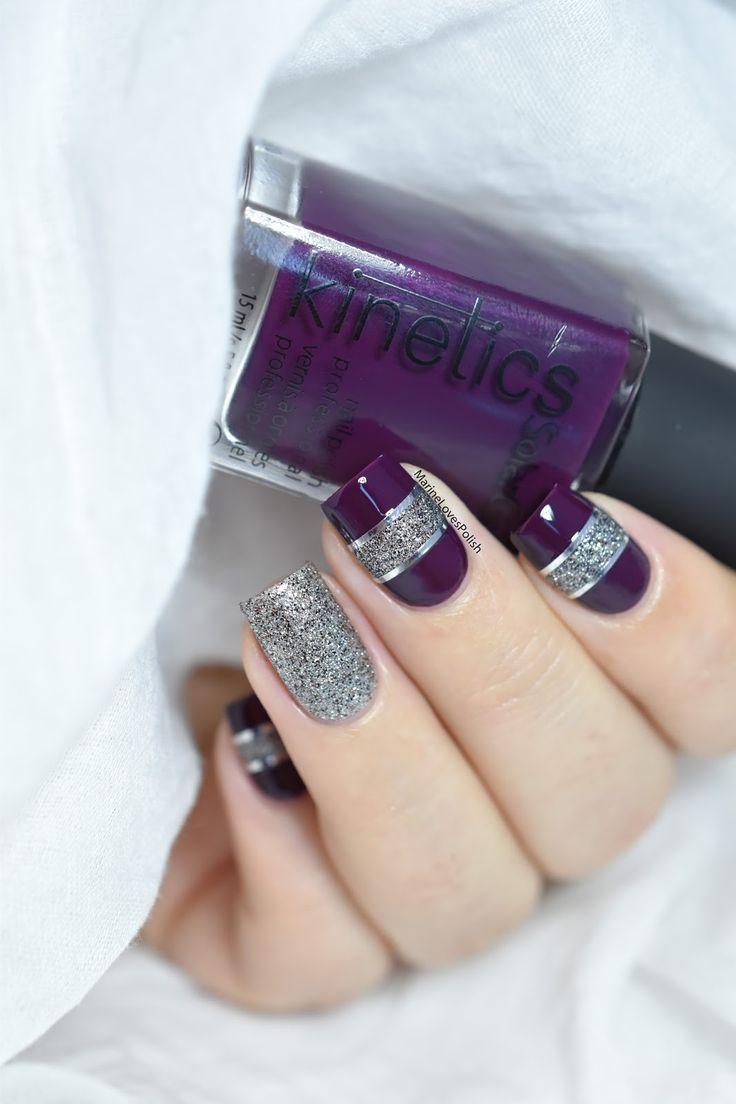 207 best Esmaltes / nail polish/ Kinetics images on Pinterest | Gel ...