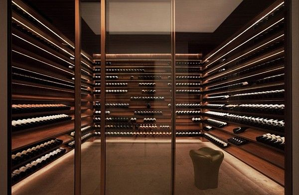 Wine Cellar 酒窖