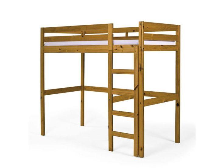 verona rimini high bed frame - High Bed Frames