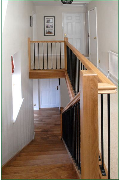 Angells Meadow Staircase