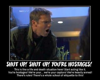 Stargate SG-1.. I love Daniel when he flips out like this..Something came up in conversation with my best friend the other day and he quoted this perfectly - still laughing hysterically at this madness. <3
