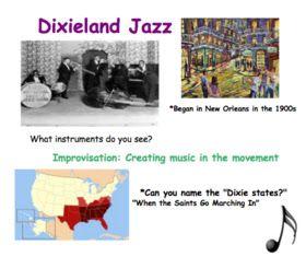 The Sharp Music Teacher: All That Jazz