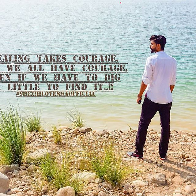 Top 100 courage quotes photos #Healing #takes #courage, #and #we #all #have #courage, #even #if #we #have #to #dig #a #little #to #find #it..!! #couragequotes #beach #beard #mustache #quotes #style #sheziiilovemsaofficial