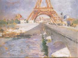 """Résultat de recherche d'images pour """"Carl Larsson (1853-1919) La Tour Eiffel en Construction"""""""