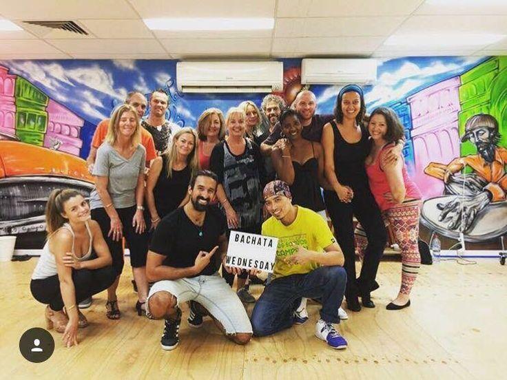 Bachata, Salsa, Kizomba, Semba and Afro choreography on the Gold Coast  Visit: https://passada.com.au or http://frenchconnectiondance.com