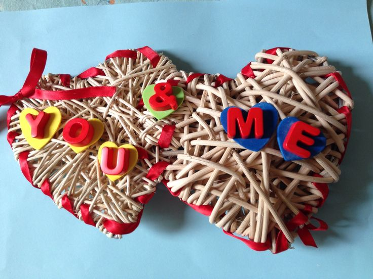Hearts you and me