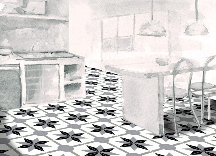 carreaux ciment anciens mosaic del sur sols. Black Bedroom Furniture Sets. Home Design Ideas