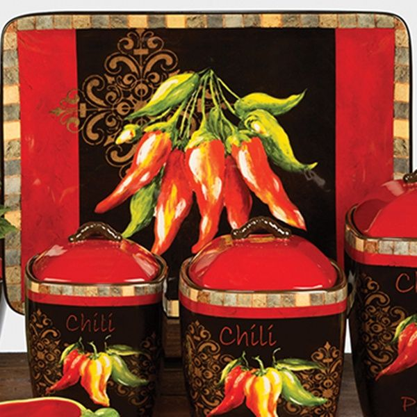 chili pepper decor chili pepper by tre sorelle studios