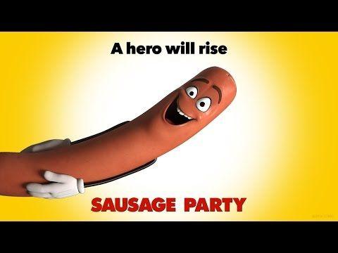 "Cinephile No. 600 ""Sausage Party"" — Natetheworld"