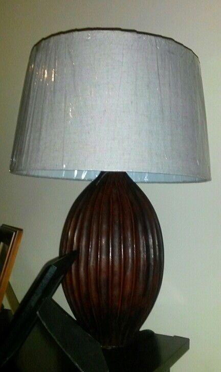 Lampe vd sitkamer...halwe mock-up weergawe...