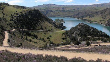 Roxburgh Gorge Cycle Trail Tours Roxburgh Dam