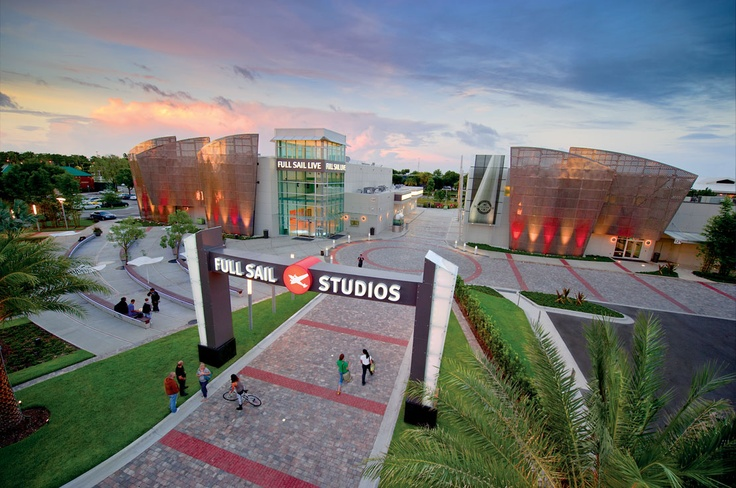 "This is a lovely photo of full sail university. this is the school that's changing my whole life for me and my family going to this school just keeps me motive in to doing what im suppose to be doing cause once all this is done in 2016 i will be a graphic designer.as i wake up in the morning to get motivated to keep on going with a ""purpose""."