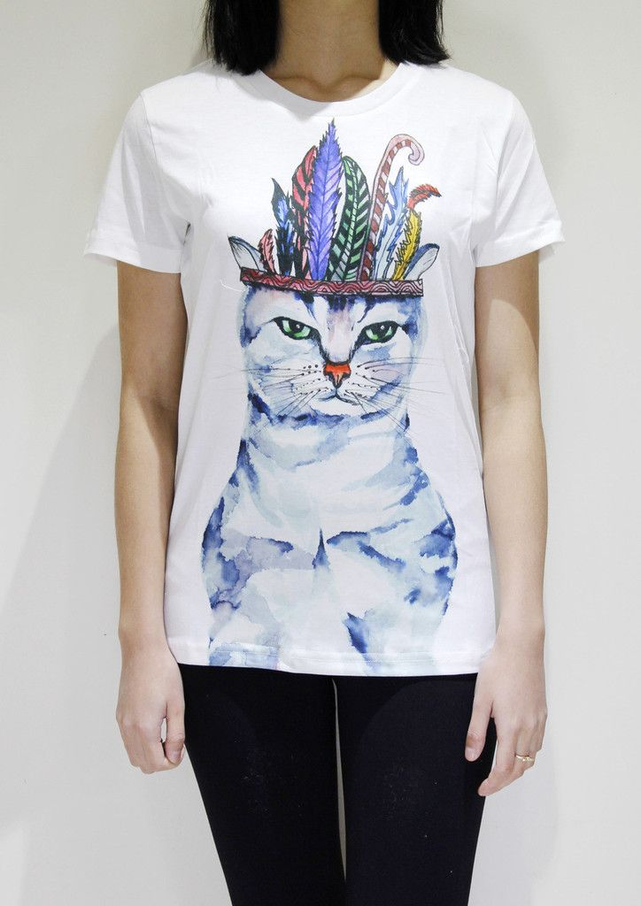 Chef Cat T-shirt