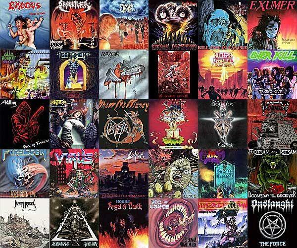 Image result for best thrash metal albums