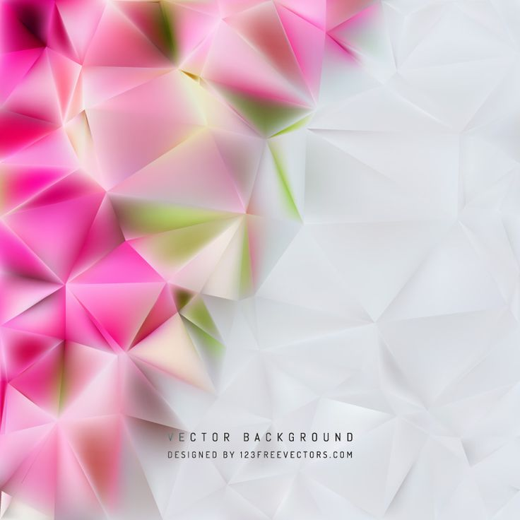 Pink Gray Polygon Triangle Background  - https://www.123freevectors.com/pink-gray-polygon-triangle-background-61846/