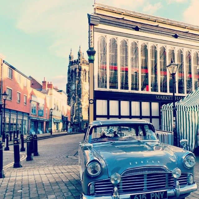 More than just a Vintage fair at Vintage Village @ Stockport Market Hall