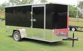 91 Best Cargo Trailers Images On Pinterest Enclosed