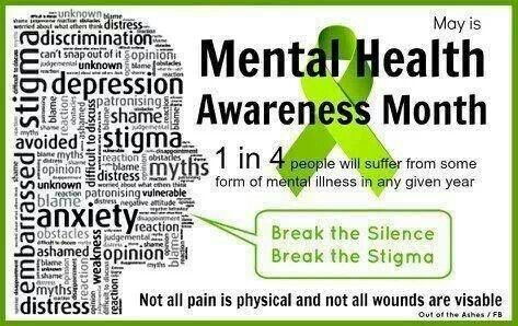 Mental health awareness                                                                                                                                                                                 More