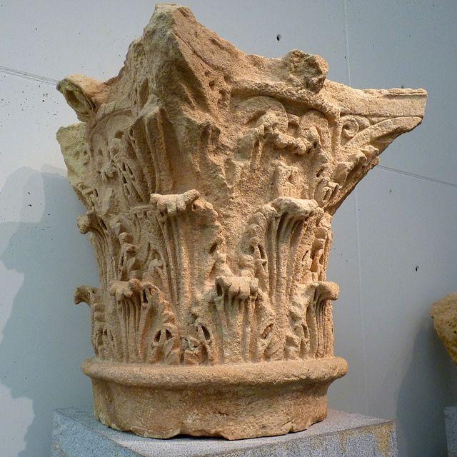 Museo Teatro Romano (Cartagena, Murcia, España) portico post scaenam | Flickr – Condivisione di foto!
