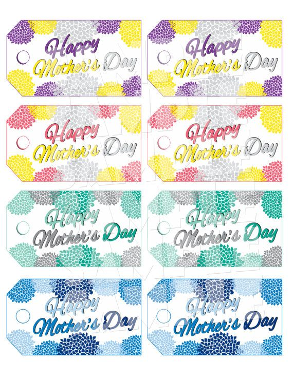 printable mother 39 s day gift tags flowered mother 39 s day tags diy mother 39 s day gift tags mom. Black Bedroom Furniture Sets. Home Design Ideas