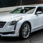 2016 Cadillac CT6 White