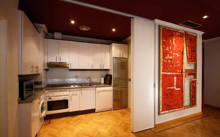 Imagen 907: 20-Cocina.jpg, Apartamento El Palco