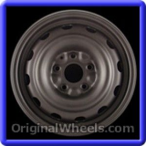 Dodge Journey 2010 Wheels & Rims Hollander #2413  #Dodge #Journey #DodgeJourney #2010 #Wheels #Rims #Stock #Factory #Original #OEM #OE #Steel #Alloy #Used