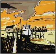 Printer Makers   Contemporary Art   Colin Moore