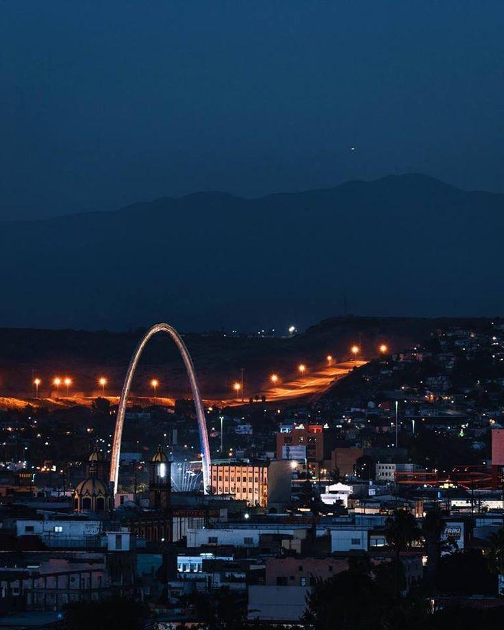 Good night #Tijuana! #Tj #BajaCalifornia #BC #Mexico #MX # ...