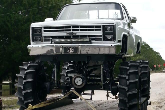 1987-chevy-mud-truck (660×440) | Lifted chevy trucks ...