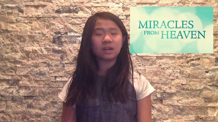 Film Review: Miracles from Heaven by KIDS FIRST! Film Critic Mia A. #MiraclesFromHeaven