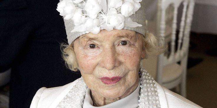Madame Carven Passes Away at 105   - HarpersBAZAAR.com. TRIVUTE TO CARMEN DE TOMMASO, CARVEN FUNDATOR