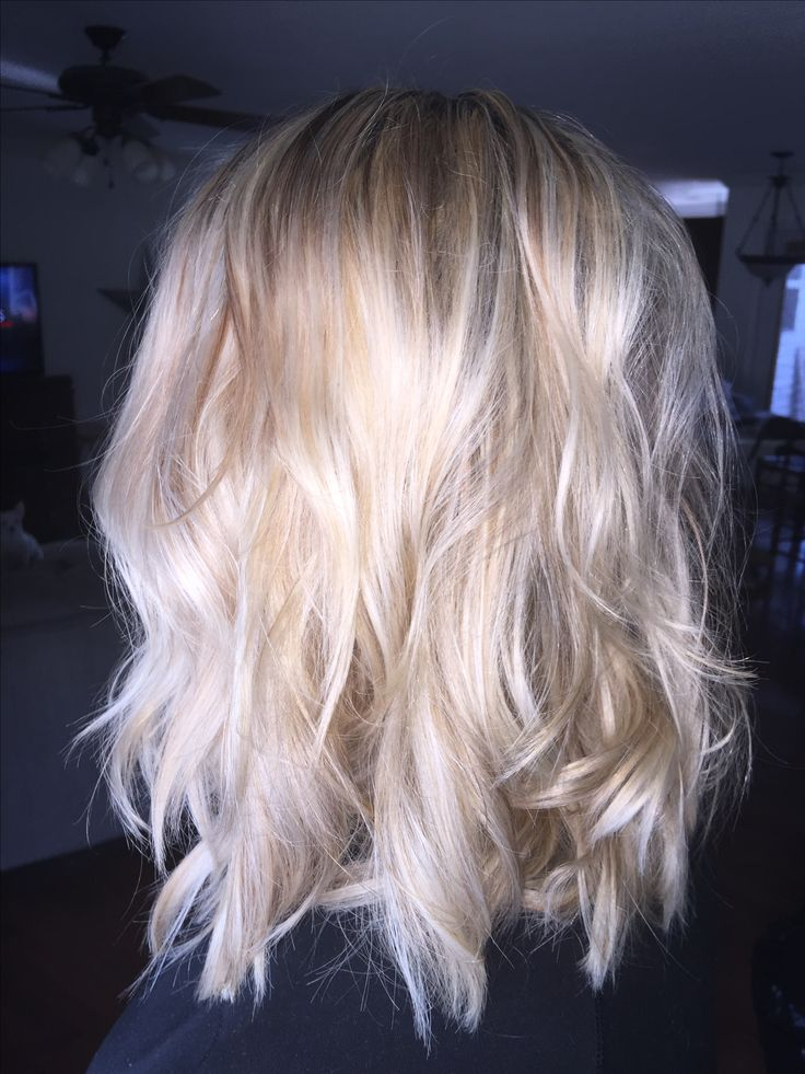 Butter & Ice blonde