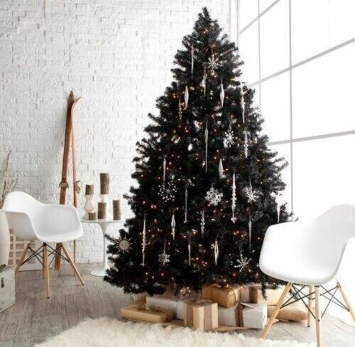 christmas, winter, and decoration-bilde