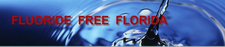 Fluoride Free Florida | There's poison in the tap water across the USA.  This is a very informative web page.