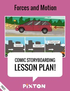 Lesson Plan: Forces and Motion