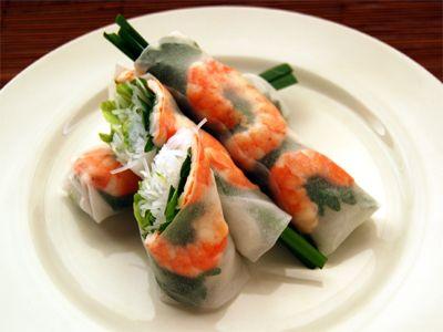 【楽天市場】夏のレシピ《生春巻き》:横浜中華街・ようせいごう