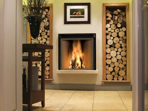 93 best FIREPLACE images on Pinterest Fireplaces Fireplace