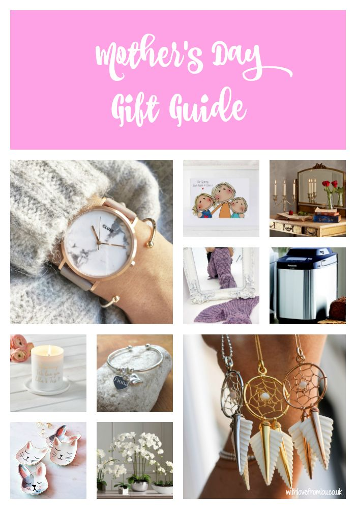 Want to see what gift ideas I included in this years Mothers Day Gift Guide 2017? Then click here to find out : http://withlovefromlou.co.uk/2017/03/mothers-day-gift-guide-2017/