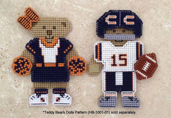 Bears Player and Cheerleader Hunibears Clothing  by Hunibears, $3.50