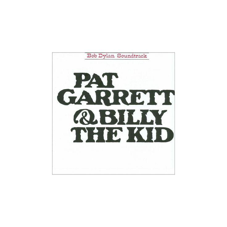Bob dylan - Pat garrett & billy the kid (Ost) (CD)