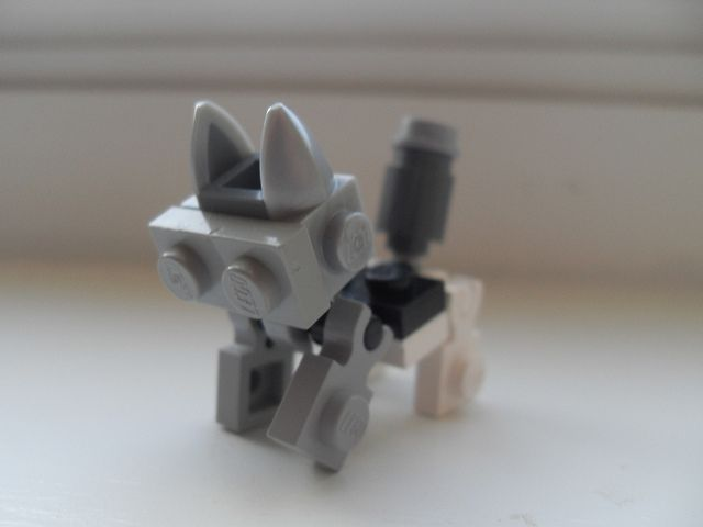 Lego Universe Cat Pet