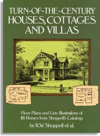 Victorian House Plans!