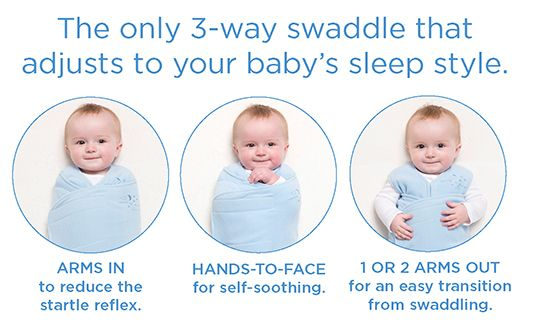 Thick night-time swaddle sleep sack
